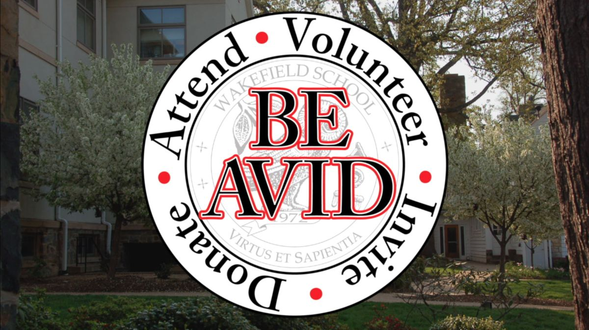 What is an AVID Wakefield Community Member?