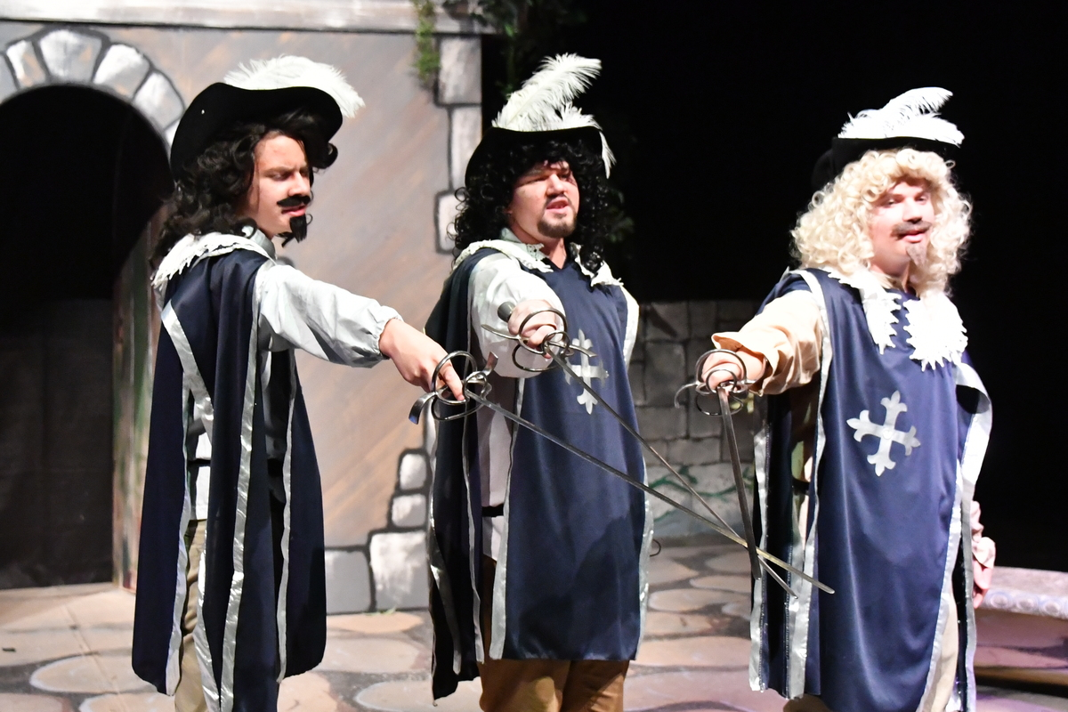 Review of The Three Musketeers